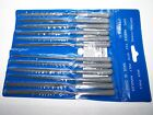 Guitar Luthier Needle File Set (12) Guitar Nut Slot Fret Dressing Tool - New
