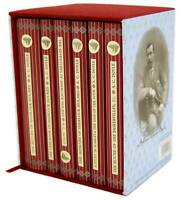 Sherlock Holmes Collectors Library 6 Books Collection Box Set