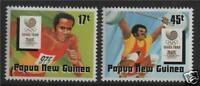 Papua New Guinea 1988 Olympic Games SG583/4 MNH