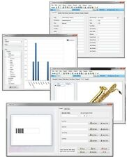 Musical Instrument Loan and Service Tracking Software