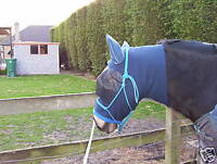 SWEET ITCH  FACE COVER / FLY MASK - (SWEETITCH RUG)