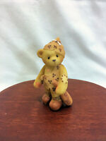 Cherished Teddies Hunter NIB