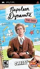 Napoleon Dynamite: The Game  (PlayStation Portable, ...