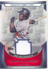 MICHAEL BURGESS 2011 TOPPS PRO DEBUT GAME USED JERSEY