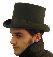 Campbell Cooper Brand New Classic Ireland Pastel Olive Green Top Hat S M L XL