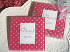 40 Baby girl Coasters Baby Shower Favors Pink favors Christening Baptismal