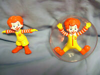 Ronald McDonald  Toy Lot Collectible Figures