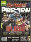 2012 Pro Football Weekly Preview Magazine---Flacco---McCoy
