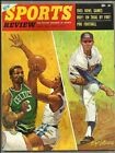 March 1965 Sports Review Magazine---Russell