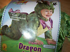 Infant Size 0-6 Months Green Dragon Halloween Costume Rubies Noahs Ark Collect N