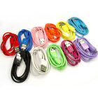 11 Color 1M 3FT USB 2.0 Micro Sync Data Charger Cable Cord for Galaxy mobile LOT