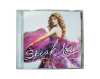 Taylor Swift: Speak Now CD