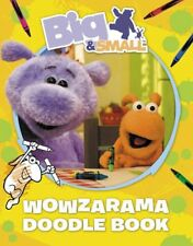 Big & Small - Big & Small's Wowzarama Doodle BooK, , Very Good condition, Book