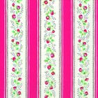 Cath Kidston Tea Rose Stripe Pink paper napkins new autumn 2012 design