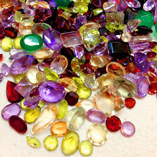 GEMS YOU CHOOSE THE CARATS LOT NATURAL LOOSE MIXED FACETED GEM GEMSTONES JEWELS