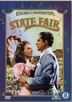 STATE FAIR - FILM MUSICAL DVD - DANCE SONG MUSIC MOVIE - RODGERS AND HAMMERSTEIN