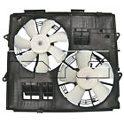 TYC 622530 Radiator & Condenser Cooling Fan Assembly New with Lifetime Warranty
