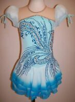 Made to measure-Ice figure Skating/Skate dress/Dance costume/Twirling outfit