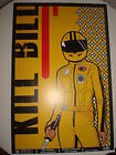 Kill Bill movie poster print