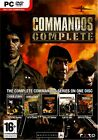 Commandos Complete Collection 5 Games in one for PC Brand New Factory Sealed