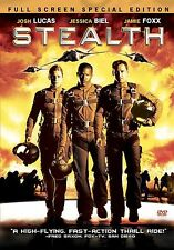 STEALTH (DVD, 2005, 2-Disc Set, Full Frame) New / Factory Sealed / Free Shipping