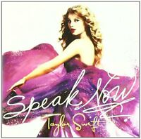 TAYLOR SWIFT ( BRAND NEW SEALED CD ) SPEAK NOW
