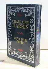 CHARLAINE HARRIS DEAD EVER AFTER SIGNED LIMITED 1st PRINTING NEW & UNREAD