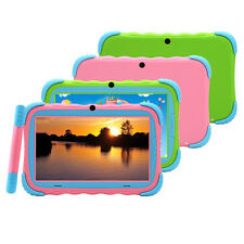 """iRulu 7"""" Android 4.2 Google Play 8GB Dual Core Cam eReader Kids' Tablet PC Gift"""
