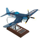US Marines Vought F4U-1A Corsair Pappy Boyington Desk Display 1/26 Model Airplan