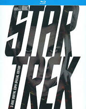 Star Trek (Blu-ray Disc, 2009, 2-Disc Set, Special Edition