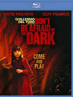 Don't Be Afraid of the Dark (Blu-ray Disc, 2012)