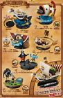 Bandai One Piece 1/144 World Scale Going Merry Boat Ship ONE PIECE BOX Set of 6