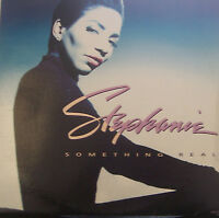 STEPHANIE MILLS - Something Real - VINYL LP US PRESS