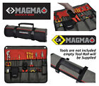 CK MAGMA MA2718 TOOL STORAGE HOLDER CASE BAG ROLL - 30 Pockets & Carry Handle
