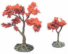 Tomytec (Jyumoku 012) Maple Tree with Red leaves 1/150 N scale Trees