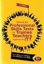 Passing the Professional Skills Tests for Trainee Teachers and Getting into...