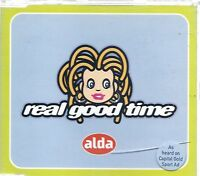 Alda Girls Real Good Time Cd Single