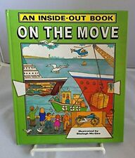 Bevington, J.D. On the Move (Inside-out Book) Very Good Book