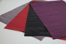 Set of 6 Weave Place mats Table mats Home Kitchen Dinner Party Dining 30 x 45cm