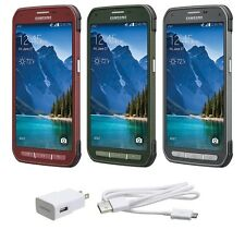 Samsung Galaxy S5 Active SM-G870A 16GB AT&T 4G LTE GSM UNLOCKED Cell Phone