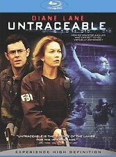 Untraceable (Blu-ray Disc, 2008) Brand New