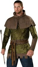 Adult Robin Hood Outfit Mens Halloween Costume
