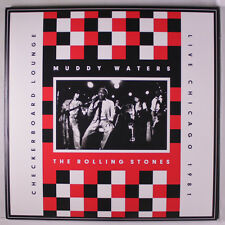 MUDDY WATERS W/ THE ROLLING STONES: Checkerboard Lounge: Live Chicago 1981 LP (