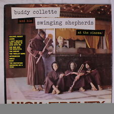 "BUDDY COLLETTE: Shepherds At The Cinema! LP (Mono, 2"" top seam split) Jazz"