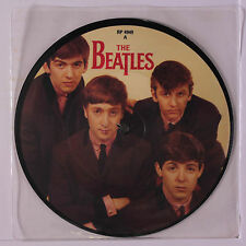 BEATLES: Love Me Do / P.s. I Love You 45 (UK, 20th anniversary picture disc rei