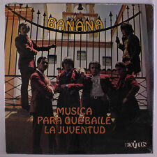 BANANA: Musica Para Que Baile La Juventud LP Sealed Rock & Pop