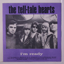 TELL-TALE HEARTS: Take A Look Inside / I'm Ready 45 (PS, red vinyl, nearly new!