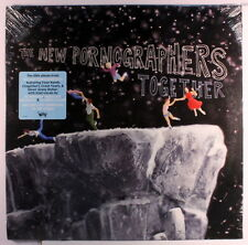NEW PORNOGRAPHERS: Together LP Sealed (w/ free download of album) Rock & Pop