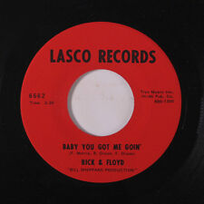 RICK & FLOYD: Baby You Got Me Goin' / Reverse Kind Of Game 45 Soul