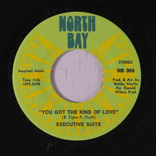 EXECUTIVE SUITE: You Got The Kind Of Love / I'm A Winner Now 45 Soul